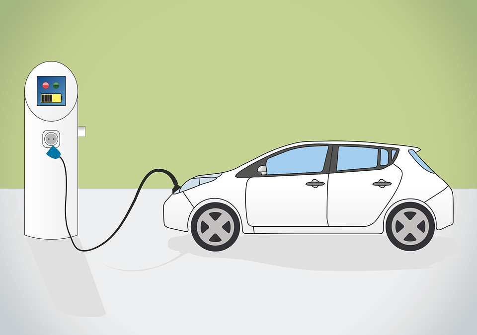 Consultation launch of a strategy to deliver a  Marches network for charging electric vehicles